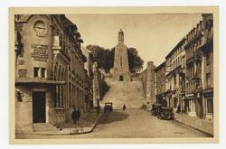 Verdun : avenue de la Victoire