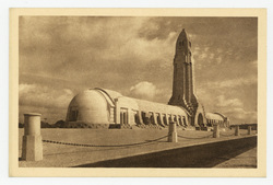 Ossuaire et Phare de Douaumont  Douaumont Ossuary and Light-house  Douaumo…