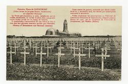 Ossuaire, Phare de Douaumont et Cimetière national. Le Phare qui rayonnera…