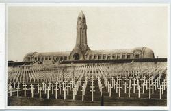 Ossuaire de Douaumont, Verdun 1914-1918