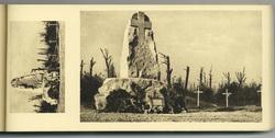 Souvenir de l'Ossuaire de Douaumont, les Champs de Bataille à Verdun