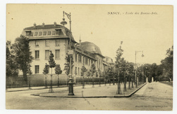 Nancy. École des Beaux-Arts.