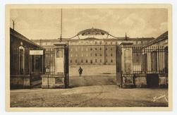 Nancy : caserne Blandan