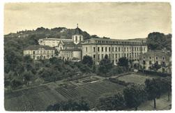 Vue générale : institution Saint-Joseph, Nancy