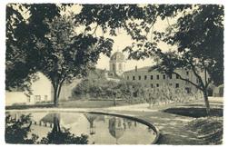 Le miroir d'eau : institution Saint-Joseph, Nancy