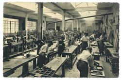 Atelier de menuiserie : institution Saint-Joseph, Nancy