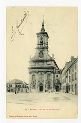 Nancy : Église de Bonsecours