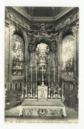 Nancy : l'Église de Notre-Dame-de-Bon-Secours, le Chœur