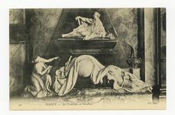 Nancy : le Tombeau de Stanislas