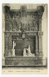 Nancy. Tombeau de René II par Mansuy Gauvain
