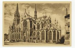 Nancy : l'Église Saint-Epvre