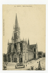 Nancy. Église Saint-Epvre