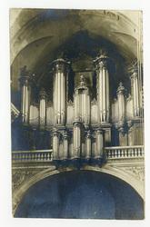 Orgue de la cathédrale : Nancy