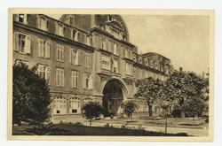 Nancy. Hôpital central, cour d'Honneur