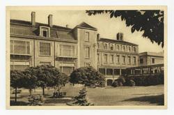 Nancy. Hôpital central, bâtiments Krug