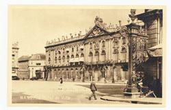 Nancy : l'Hôtel de Ville