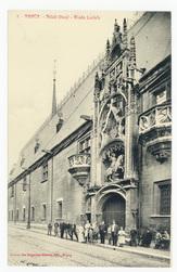 Nancy. Palais Ducal : musée Lorrain