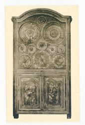 Horloge astronomique (XVIIIe siècle) exécutée par Bernard Joyeux, de Pagny…