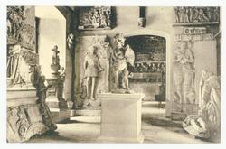 Salles de la sculpture lorraine