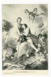 L'Aurore et Céphale, par F. Boucher : musée de Nancy