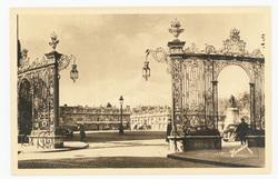 Nancy : les grilles de la Place Stanislas