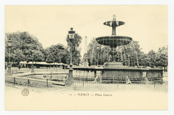 Nancy : place Carnot