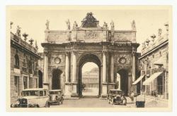 Nancy : l'Arc de Triomphe