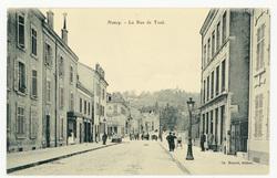 Nancy : la Rue de Toul