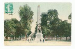 Nancy : le Monument Carnot, cours Léopold