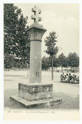 Nancy : la Croix de Bourgogne