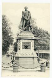 Nancy : la Statue de Drouot