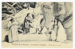 Moïse sauvé des eaux : théâtre de la Passion, la Divine Tragédie