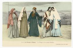 La Vierge et les saintes femmes. La Passion à Nancy