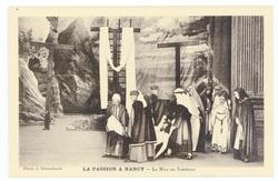 La Mise au Tombeau. La Passion à Nancy
