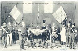 Fédération nationale des sapeurs-pompiers français : exposition rétrospect…