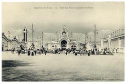 Salle des fêtes et ensemble des palais : exposition de Nancy