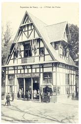 L'hôtel des postes : exposition de Nancy