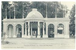 Palais des villes d'eaux : exposition de Nancy