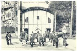 Le Pélérinage : exposition de Nancy