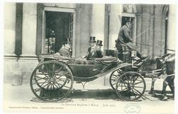 La semaine anglaise à Nancy, juin 1909