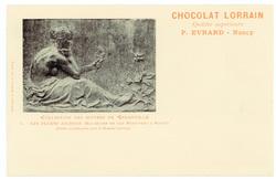 Les fleurs animées (bas-relief de son monument à Nancy) : (éditée spéciale…