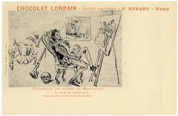 Un peintre romantique : (éditée spécialement pour le Chocolat Lorrain), ch…