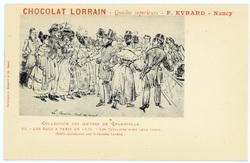 Les bals à Paris en 1830 : les cavaliers font leur choix : (éditée spécial…
