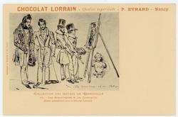 Les romantiques & le classiques : (éditée spécialement pour le Chocola…