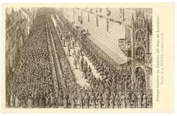 Pompe funèbre de Charles III (Duc de Lorraine) : Claude de la Ruelle, inve…