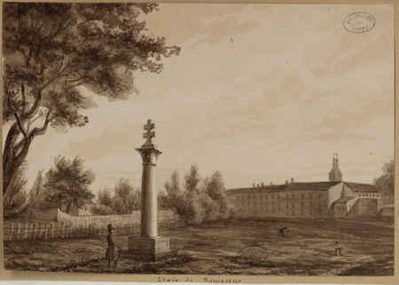 [Monument de la] Croix de Bourgogne