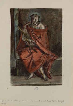 Dépôt de l'état, échange contre un Bonnard avec le Musée de Port-Royal en …