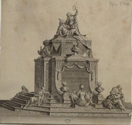Mausolée de Stanislas le Bienfaisant, Roy de Pologne, grand-duc de Lithuan…