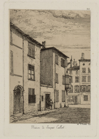 Maison de Jacques Callot
