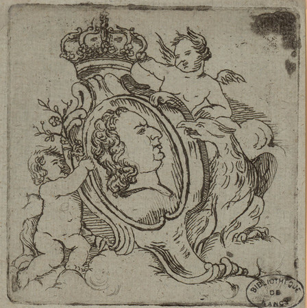 Médaillon de Stanislas
